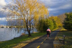 Trilha vai permitir que ciclistas atravessem os EUA de leste a oeste