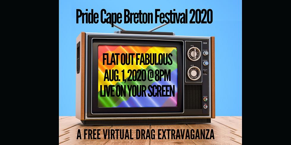Flat Out Fabulous Virtual Drag Extravaganza