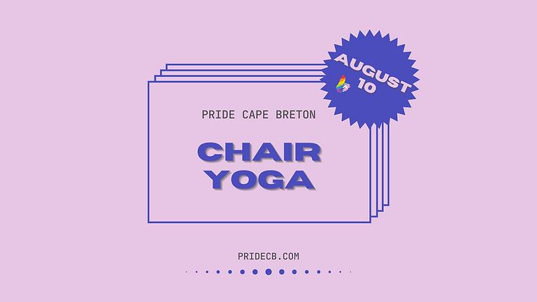 Pride Chair Yoga