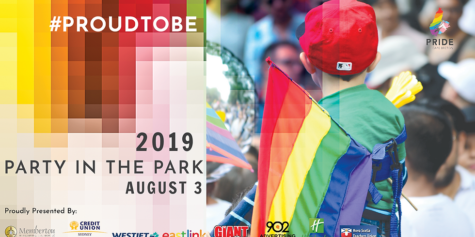 Pride Party in the Park