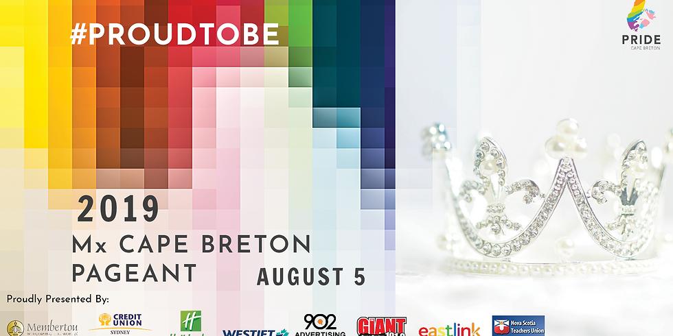 Mx Cape Breton Pageant