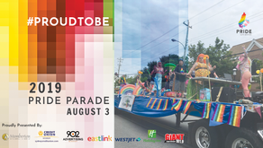 2019 Pride Cape Breton Parade
