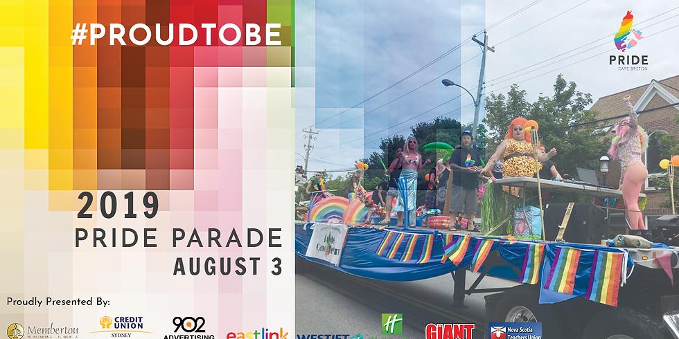 2019 Cape Breton Pride Parade