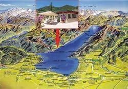Lake Garda-Gardasee-Gargnano-Toscolano-w