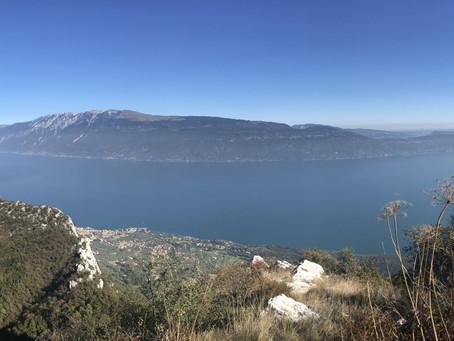 Escursione a Monte Castello dal B&B La cascata negli ulivi - Excursion to Monte Castello from th