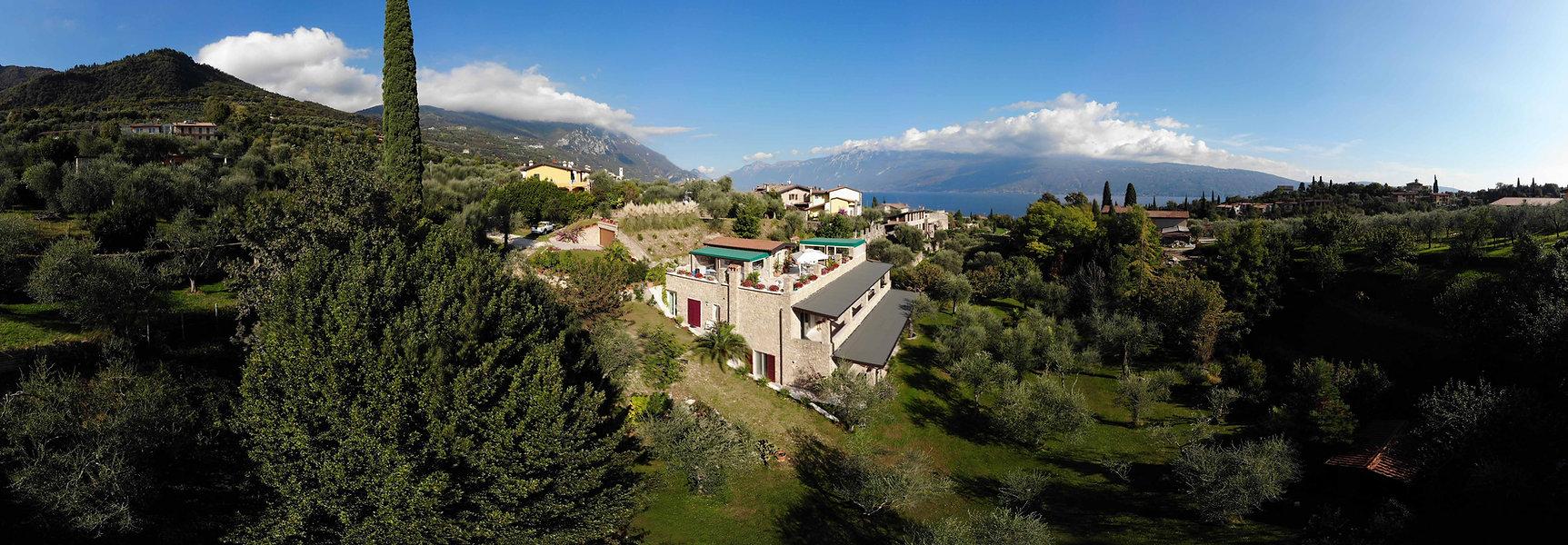 Lake Garda-B&B-Gargnano-Toscolano-La cas