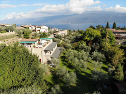 Lake Garda-B&B-Gargnano- La cascata negl