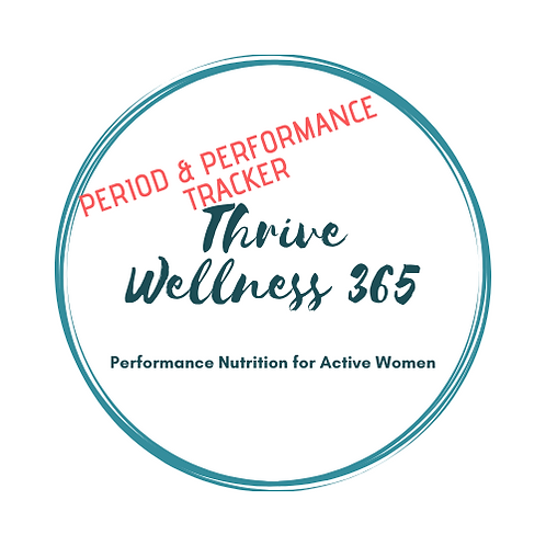 Period & Performance Tracker