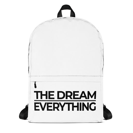 THE DREAM OVER EVERYTHING BACKPACK