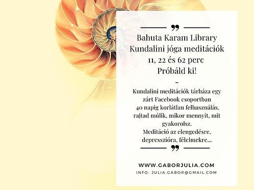 Bahuta Karam Library