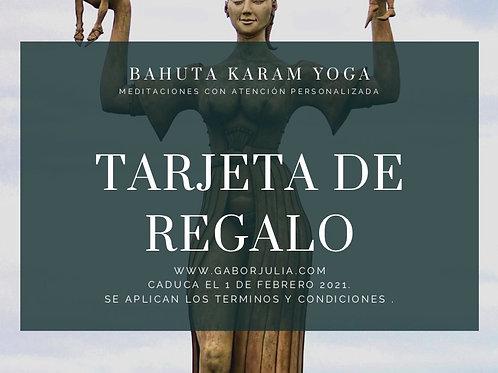 Gift Card - Kundalini yoga