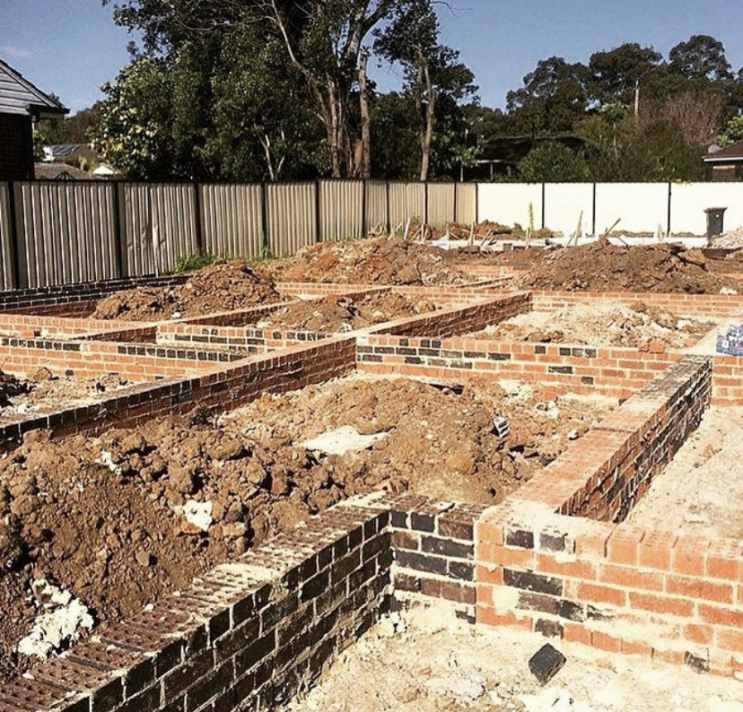 Two story build at Banksia