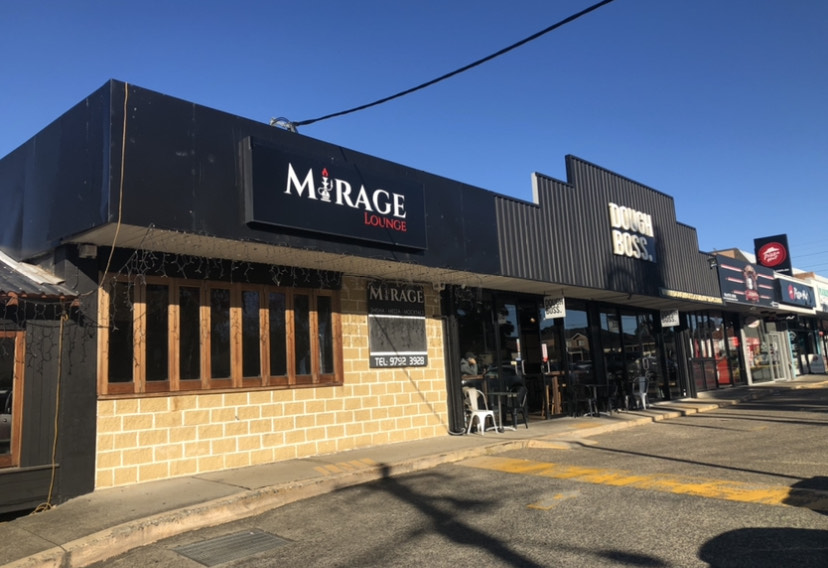 Mirage Cafe