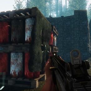First Person Shooter - Development