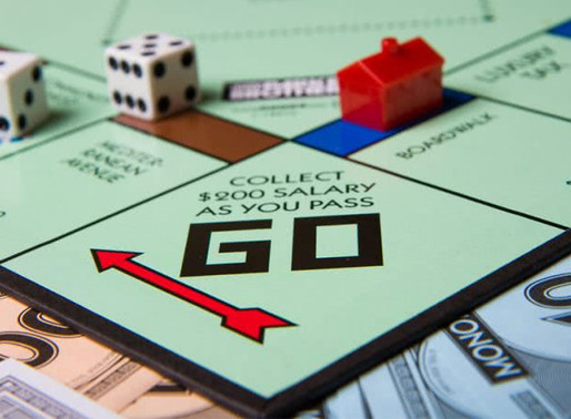 Visual Style: Symbolic Meaning Behind Monopolys Board Tiles