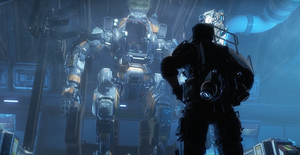 Titanfall 2 offered free on Steam for the weekend.