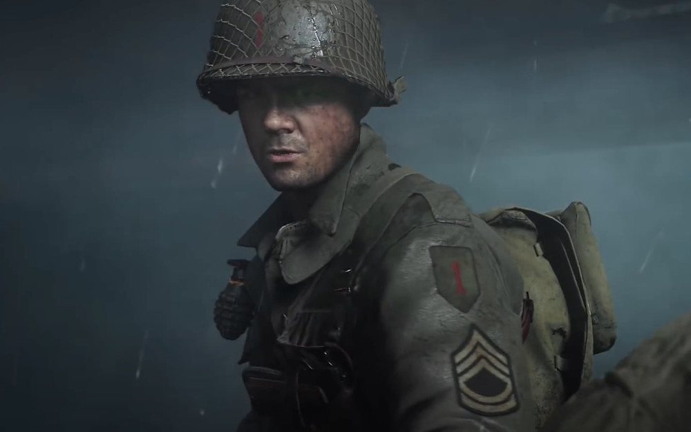 Rumoured COD title set for late 2021 release. Its set in an alternate history setting.