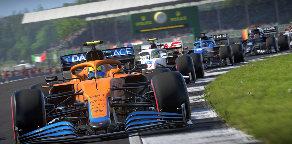 F1 2021 has new features trailer