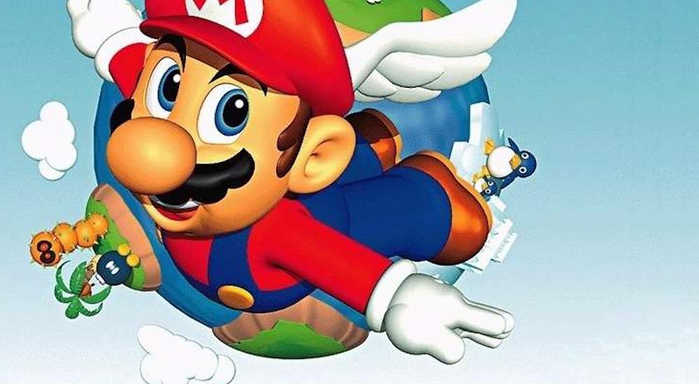 Modders port Super Mario 64 to PC