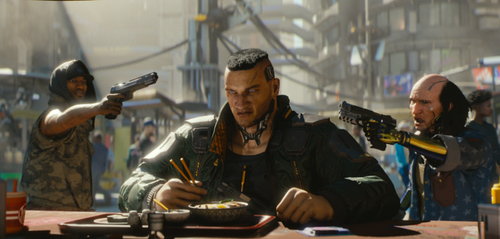 Cyberpunk 2077 will be re-listed on PlayStation Store on June 21
