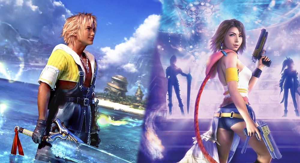 Final Fantasy X3 may be in the pipeline