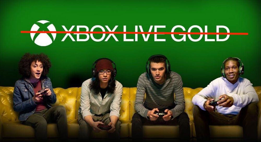 Online multiplayer available for free to plays on Xbox without live gold.
