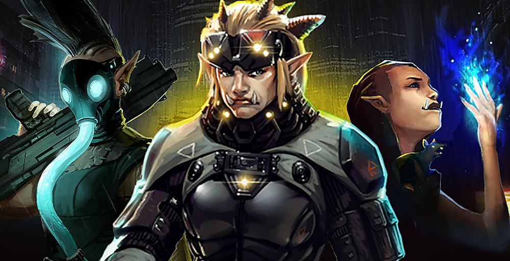 Shadowrun Trilogy on Switch 2022