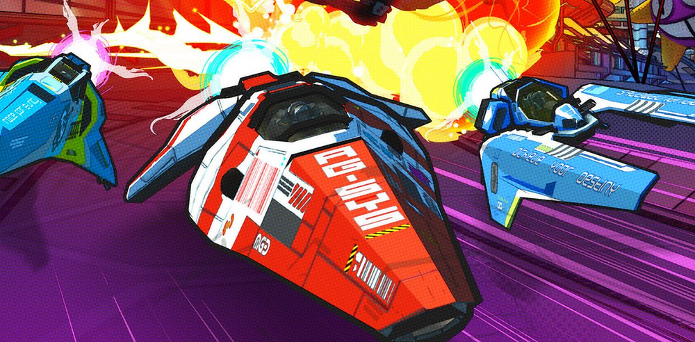 New card based Wipeout will release in 2022