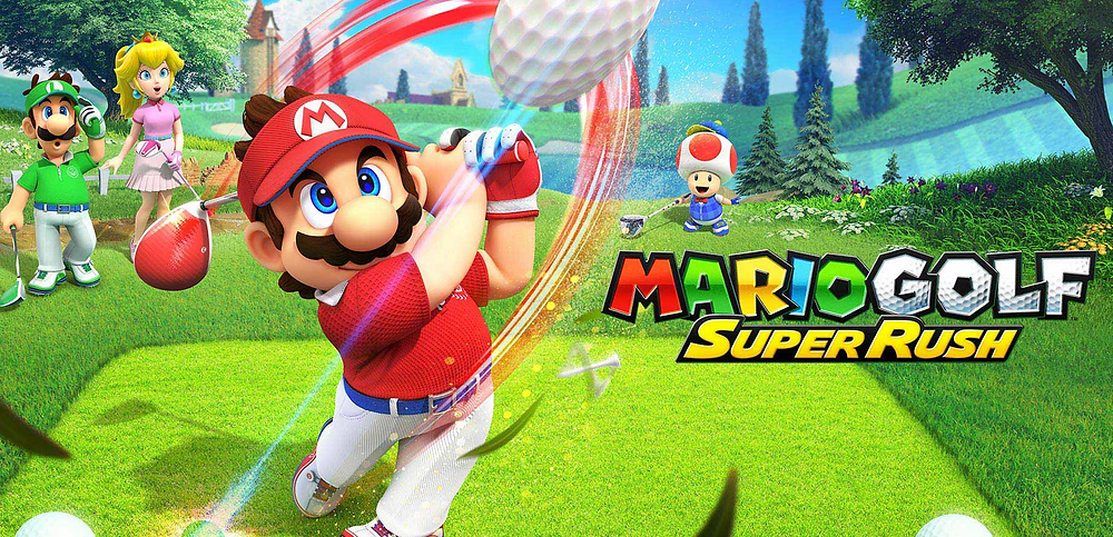 Nintendo Switch's Mario Golf Super Rush - Review Roundup