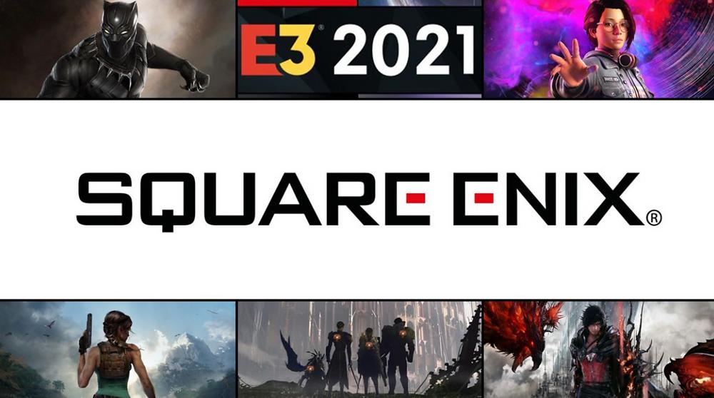 E3 Square Enix presentation