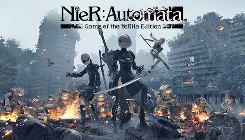 NieR Automata patch notes for Steam