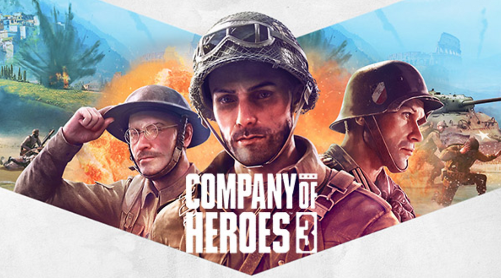 Company of Heroes officially announced by Relic