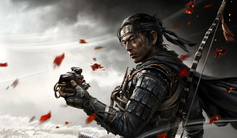New version of Ghost of Tsushima rated for PS5 and PS4
