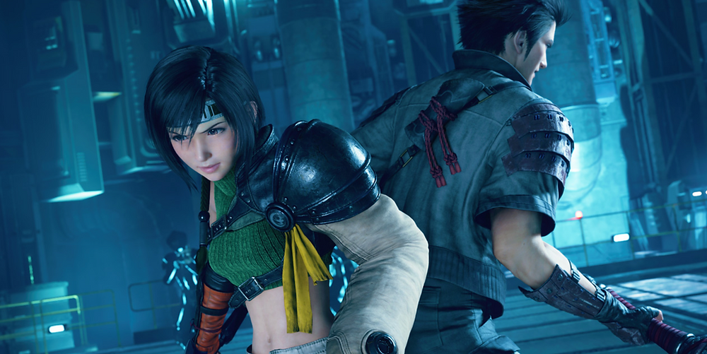Yuffie DLC will avaliable as a redeem code only