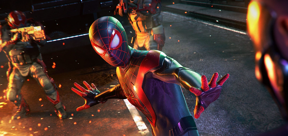 Miles Morales gets new patch improving ray tracing
