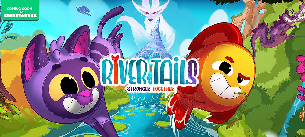 Cover art River Tails: Stronger Together
