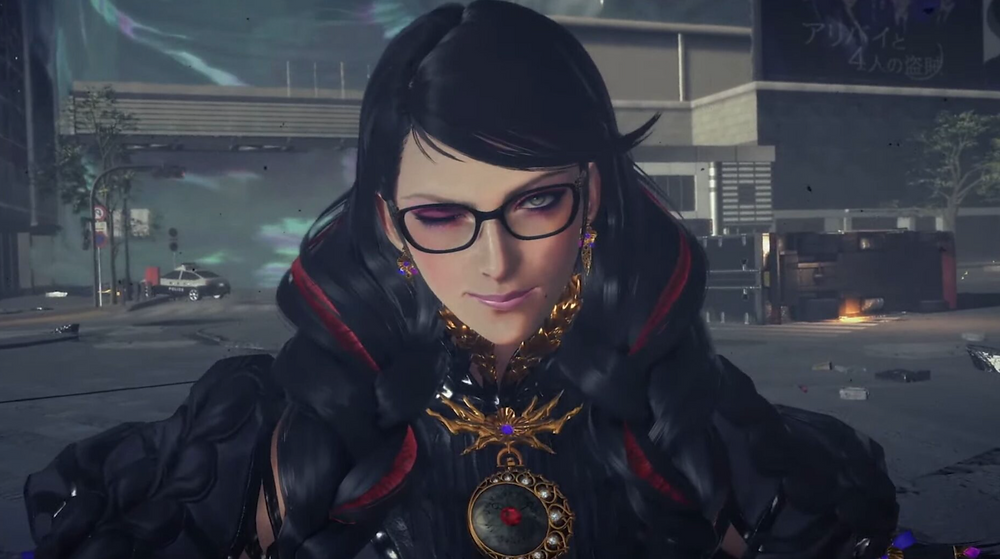 Bayonetta 3 new gameplay footage revealed
