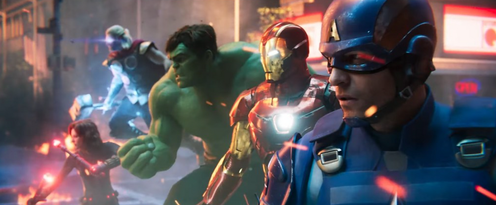 New Marvel fighting game developed by NetherRealm Studios, suggests a leaker.