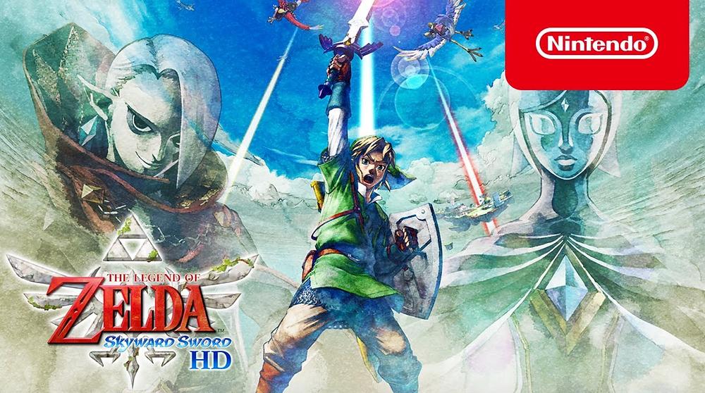 Review Roundup of The Legend of Zelda Skyward Sword HD