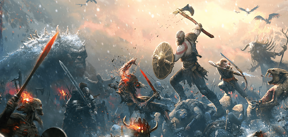 God of War '5' expected to come out in 2022