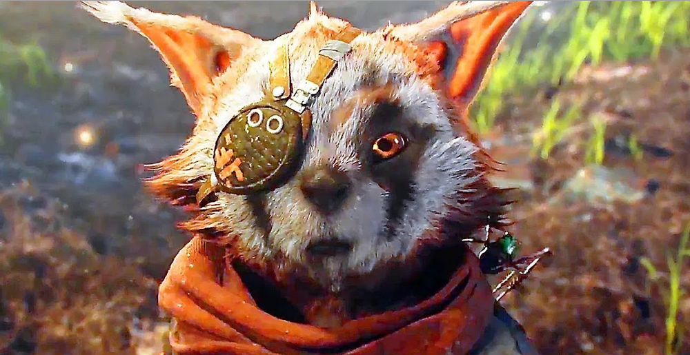 New major update coming to Biomutant