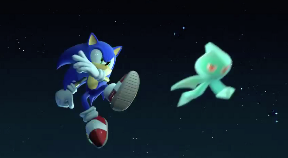 Potenial Sonic Colors remaster has conflicting sources. French retailer lists details of it.