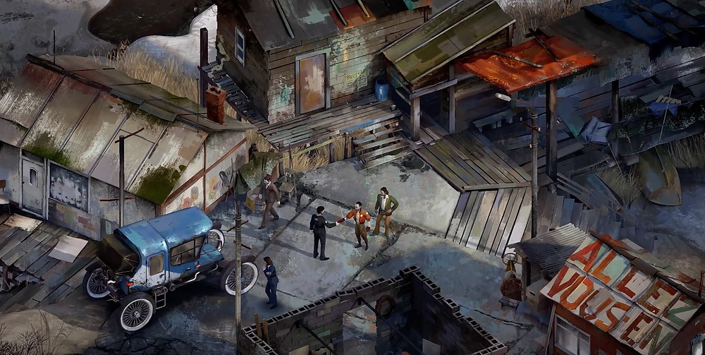 Disco Elysium: Final Cut has been refused classification in Australia. This game of year is very popular with critics.