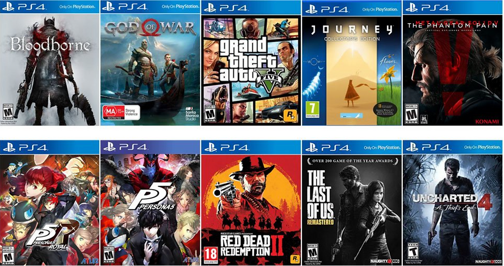 PS4 makes history in game sales