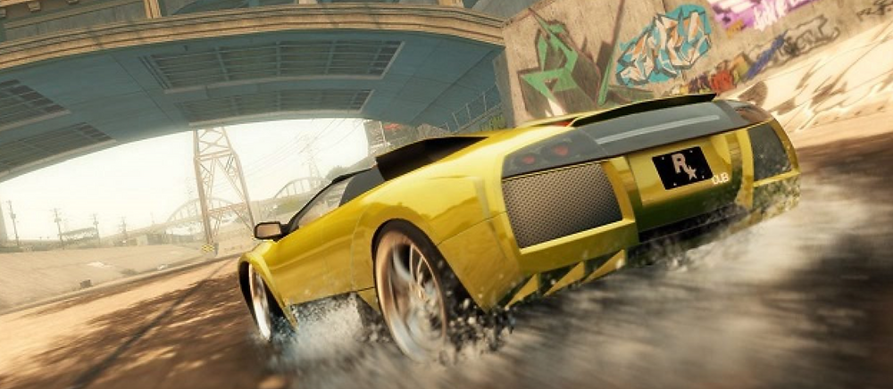Midnight Club LA is unexpectedly back on the Xbox Marketplace
