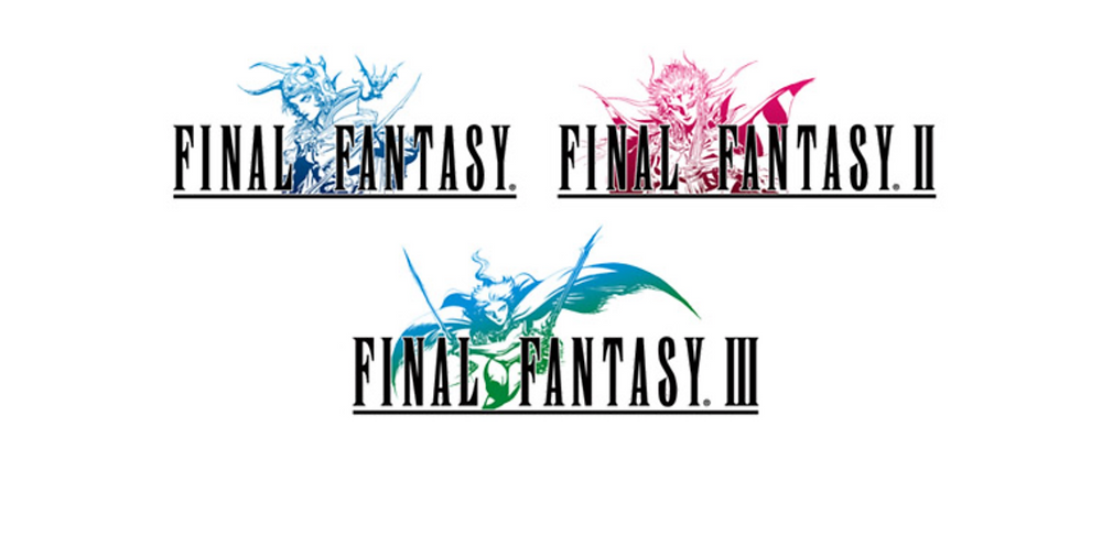 Final Fantasy Pixel Remaster series gets release date for first three games