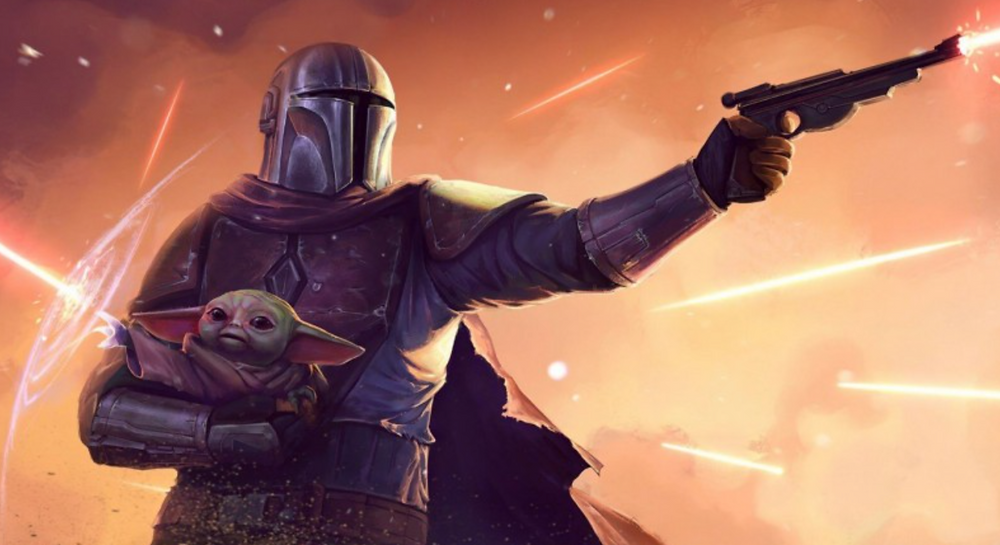 Rumoured Mandalorian game reported to be in development.