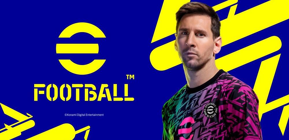 eFootball is Konami's new football series