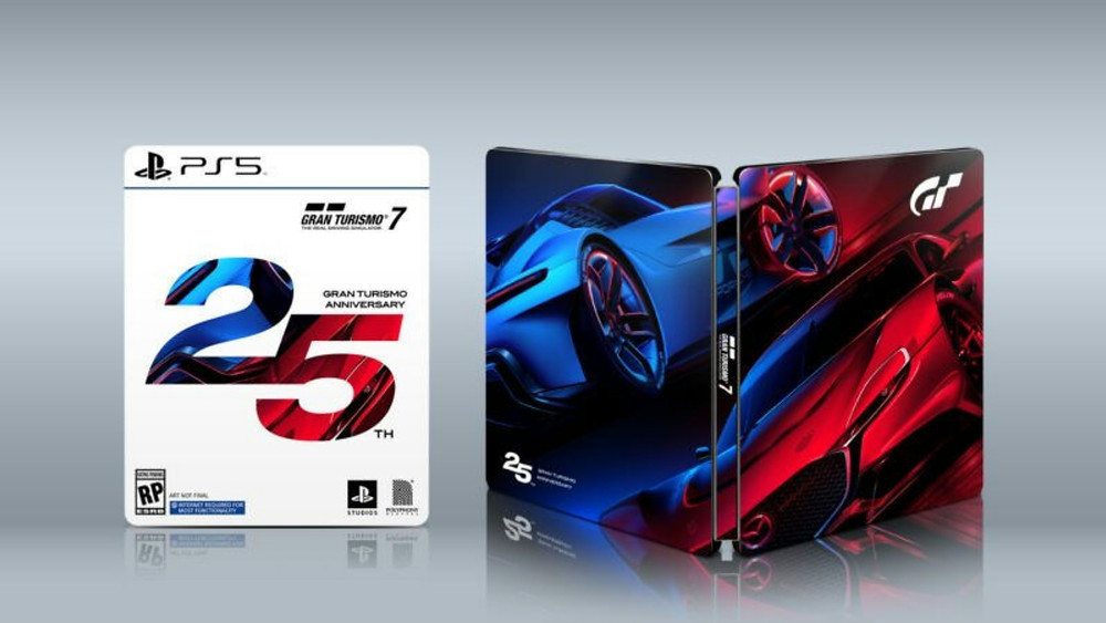 Sony announces GT7 25th anniversary edition
