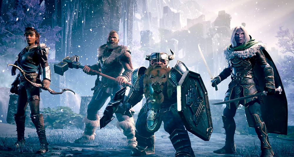 Critics review Dungeons & Dragons: Dark Alliance